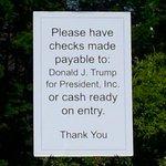 Despite asking for money, @realDonaldTrump denies his event is a fundraiser http://t.co/cvp2lsWsMQ http://t.co/ytH4SvmmWp