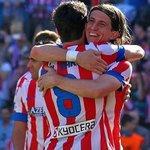 Raúl García, gracias, gracias, y más gracias. Contigo este equipo volvió a ser grande y te vas siendo historia!! http://t.co/EhvGxgYES8