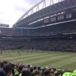 Sounders! (@ CenturyLink Field for Portland Timbers vs Seattle Sounders FC in Seattle, WA) https://t.co/FjysRDHiB1 http://t.co/kmffrrFKNu