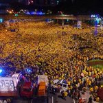 Good night Malaysia. Thank you for the wonderful weekend together. #bersih4 http://t.co/zmL1qGVvTN