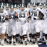 Game-by-game MSU football predictions from @JoeRexrode, @ChrisSolari & me: http://t.co/wSDZXielaN via @LSJnews http://t.co/7HmUdUUBsN