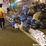 "Looks like #Bersih4 participants take the term ""Bersih"" really seriously. http://t.co/S84vR4Qcix"