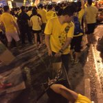 #Respect RT @bersih2: #Bersih rally-goers continuing to pick up trash as the crowds disperse. http://t.co/P8XpnzeSWy