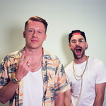 .@mackelmore + @RyanLewis are getting ready for their #VMA performance tonight at 9/8c: http://t.co/PzqEmigarp http://t.co/HkXDc5C8c1