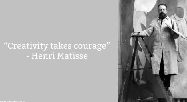 Have courage #art #design http://t.co/KwiBJf3rNW