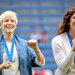 #ReignFC's WC Champs @hopesolo & @mPinoe will be honored with a Golden Scarf before today's @SoundersFC match! ⚽️???? http://t.co/f1g13aQdvT