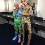 .@MileyCyrus and @baddiewinkle just fell in love (and met) at the #VMAs: http://t.co/bnsv0Vy1EG http://t.co/wVGptq70LU