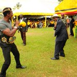 Golola moses to @KagutaMuseveni You are not a joking subject, you kicked polio out of Uganda @hkashillingi @nbstvug http://t.co/FrRjOIFkqK
