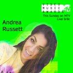@AndreaRussett HI, QT. have a blast tonight ???? #VMAs http://t.co/LUqkh9XVoK