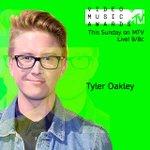 @tyleroakley hi hi hi hi hi see you tonight at the #VMAs ✳️ http://t.co/pH1xhywnhT