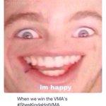 When we win the VMAs #ShesKindaHotVMA // via tumblr http://t.co/n4vMnJAInE
