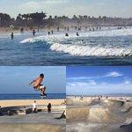 #VeniceBeach #Veniceskatepark #LosAngeles #MyDayInLA #BeachLife http://t.co/s49nmrtzLV