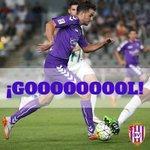 Gooooooooooooool!!! #pucela Gooooooooooooool!! Juan Villar!!! http://t.co/iTu4DI1Kbx