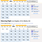#ATL to/from #LAX $69-$79 each way on http://t.co/8VCN9N1mEA various dates in pic http://t.co/oLaxmR9tLU