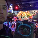 Were you battleborn to win this exclusive PAX Nabu X? First to find us wins. #RazerPAX http://t.co/n1DuRXKpG8