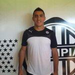 GOOOOOLLLLLLLL DEL #CAMPEÓNDELMUNDO y #TRICAMPEÓNDEAMÉRICA A los 25 anota Miguel Paniagua, San Lorenzo 0 #OLIMPIA 1. http://t.co/Rw9XfIzYJN