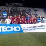 El fútbol también se suma a la solidaridad para con Techo http://t.co/tM2CWrAKna http://t.co/FTdduQyRkq