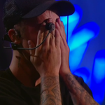 ".@justinbieber delivered a soaring performance of ""Where Are U Now"" and #WhatDoYouMean... literally #VMAs #VMAs2015 http://t.co/0ViaaXkRAm"