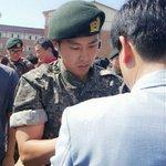 ภาพของ ยุนโฮ TVXQ! ระหว่างอยู่ในกรม / ยุนโฮจะเข้ารับราชการทหารทั้งหมด 21 เดือน หล่อเหมือนเดิมเลยพี่หมี 🙈🙈🙈 http://t.co/8qpE4nclFg