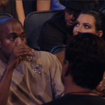 Someones playing the #VMAs drinking game... @kanyewest #takeadrinkeverytimeTaylorwins http://t.co/l8rgeeuszE