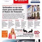 Así abre el lunes 31 de Agosto @5diasPY #Paraguay http://t.co/EYtkHS1eBQ