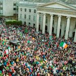 #Dublin comes to a standstill in mass rally against #IrishWater charges http://t.co/glGsumpj5p http://t.co/s3JZ6h9Q2B