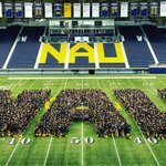 Together we are NAU. Welcome to the family, Class of 2019! #ItsOfficial http://t.co/DJZxnQlhUR