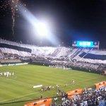 FINAL DEL PARTIDO EN EL DEFENSORES #OLIMPIA 1 vs SanLorenzo 1. (PREOCUPANTE EL EQUIPO CADA VEZ JUGAMOS PEOR). http://t.co/7eqpCT48yo