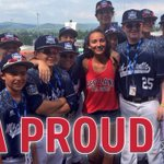 Amazing effort by Red Land, they lose the LLWS 18-11, but gave it their all. We are PA Proud. #RedLandLL #WhyNotUs http://t.co/MtQeur4set