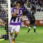 [Crónica] 2-0: El Real Valladolid se trabaja la victoria ante el Alcorcón http://t.co/oGTe0veEE6 #pucela http://t.co/eaaMCEBnk7