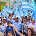 Santa María, al igual que toda la #MangaDelCura es #Guayas. Hoy sus habitantes lo confirmaron flameando banderas http://t.co/gX10ATNR3V