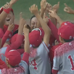 World Champions! Japan defeats Pennsylvania, 18-11, to win the #LLWS. Japan has now won 5 of the last 7 years. http://t.co/Lrpy4DJ443