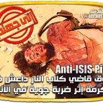 نفوق القاضي الشرعي لكلاب ما يطلق عليها بهتانا بـ #الدولة_الإسلامية (#داعش) في الكرمة #الأنبار إلى جهنم غير مأسوف عليه http://t.co/1R63PzFB5K