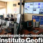 La reactivación del #Cotopaxi en 1976 dio paso a la creación de @IGecuador » http://t.co/HuWsctyEIL http://t.co/WSo1QopiEW