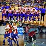 #AlbirrojaFutsalFIFA #Paraguay se quedó con el segundo puesto de la #CopaAmericaFutsalFIFA, cayó (1-4) ante Argentina http://t.co/N1fymHBBeb