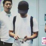 [preview]20150831 하네다 공항 #EXO #Kyungsoo #경수 #디오 http://t.co/tjHXNqLZC9