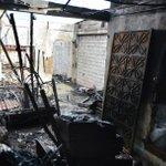 ¡Por casi paga el templo! Centro evangélico afectado en incendio #HoyEnSuper #Guayaquil #Nacional http://t.co/5b54SUI1ev