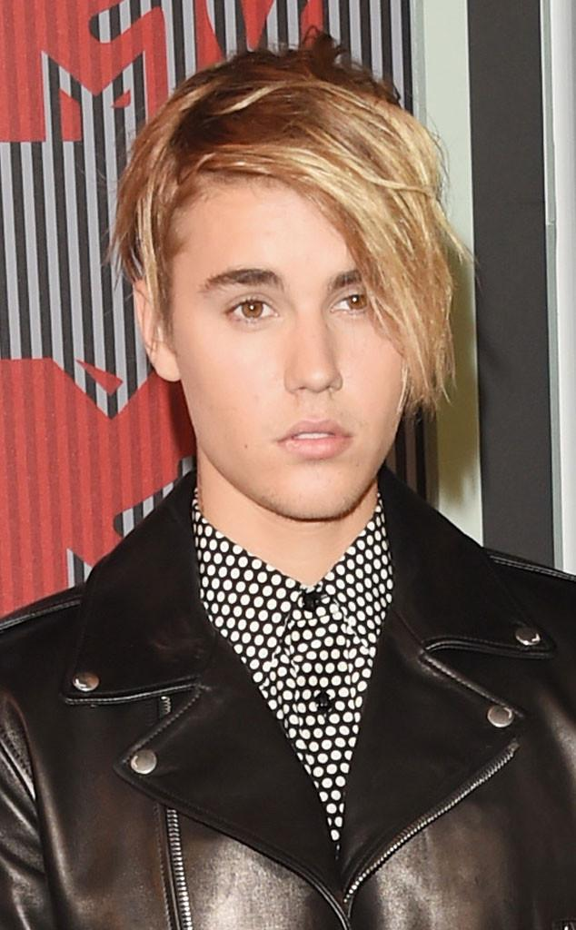 Swoop There It Is Justin Bieber To His Hair Stylist Tonight At