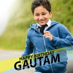 Happy Birthday to Gautam.Krishna fans always felt Mahesh as a star.Now Mahesh fans too feel the same with Gautham :) http://t.co/wBEk84XPrF