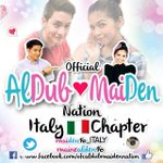 Ciao! SHOUTOUT Official ALDUB|MAIDEN Nation ITALY Chapter Follow and join @maiden16_ITALY #ALDUBTheREVELATION http://t.co/YzZO4emCLf