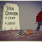 Cartoon of the Day: Wes Craven Left Us! @wescraven http://t.co/Yl2nEjkyZb