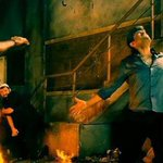 This is My Fucking GAME ???? #4YearsOfBlockbusterMankatha http://t.co/wK8cUu6RbS