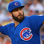 NO-HITTER! Jake Arrieta throws a no-hitter vs. Dodgers. Head to CSN now for live coverage. #Cubs #CubsTalk http://t.co/8Q3jXJ71iW