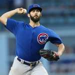 Cubs win! Jake Arrieta completes the no-hitter at Dodger Stadium, the @Cubs first since 2008. http://t.co/KDaeRKvjej