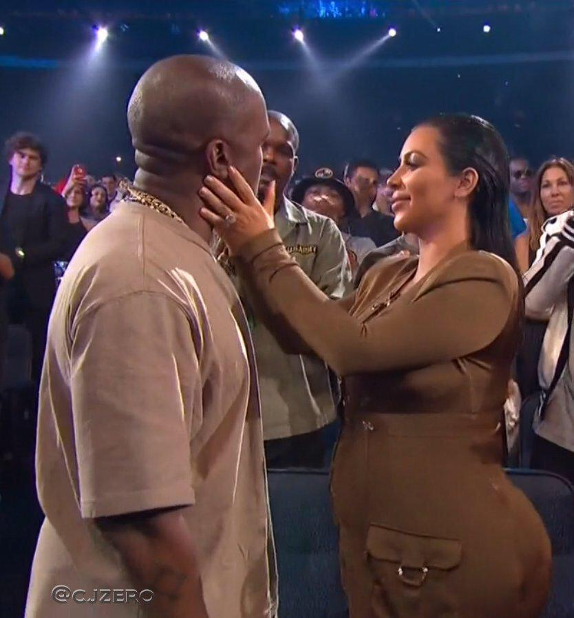 Who did that to Kim?