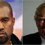 For President: RT for Kanye West FAV for Donald Trump http://t.co/2k0eHjpqA5