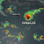 Los tres huracanes intensos que hoy hicieron historia en el Pacífico: Ignacio, Jimena y Kilo. @CDN37 http://t.co/ehdbbwNeuZ