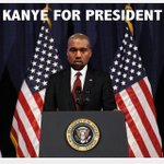 Can you see it? ???????? #KanyeForPresident #VMAs ♻️ http://t.co/33sJ6dOKJs