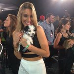 Just hanging out with @lelepons on the #VMAs red carpet! ????❤️ http://t.co/35NR6hxUNd