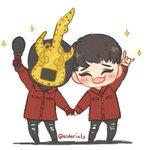 우리 기타맨 ❤❤❤????????????❤❤❤ #첸 #chen #exofanart #종대야노래해줘서고마워 http://t.co/OcNC0rasCY